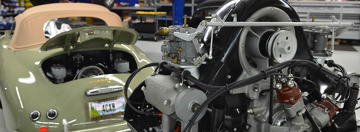Porsche 4 cam engine for sale