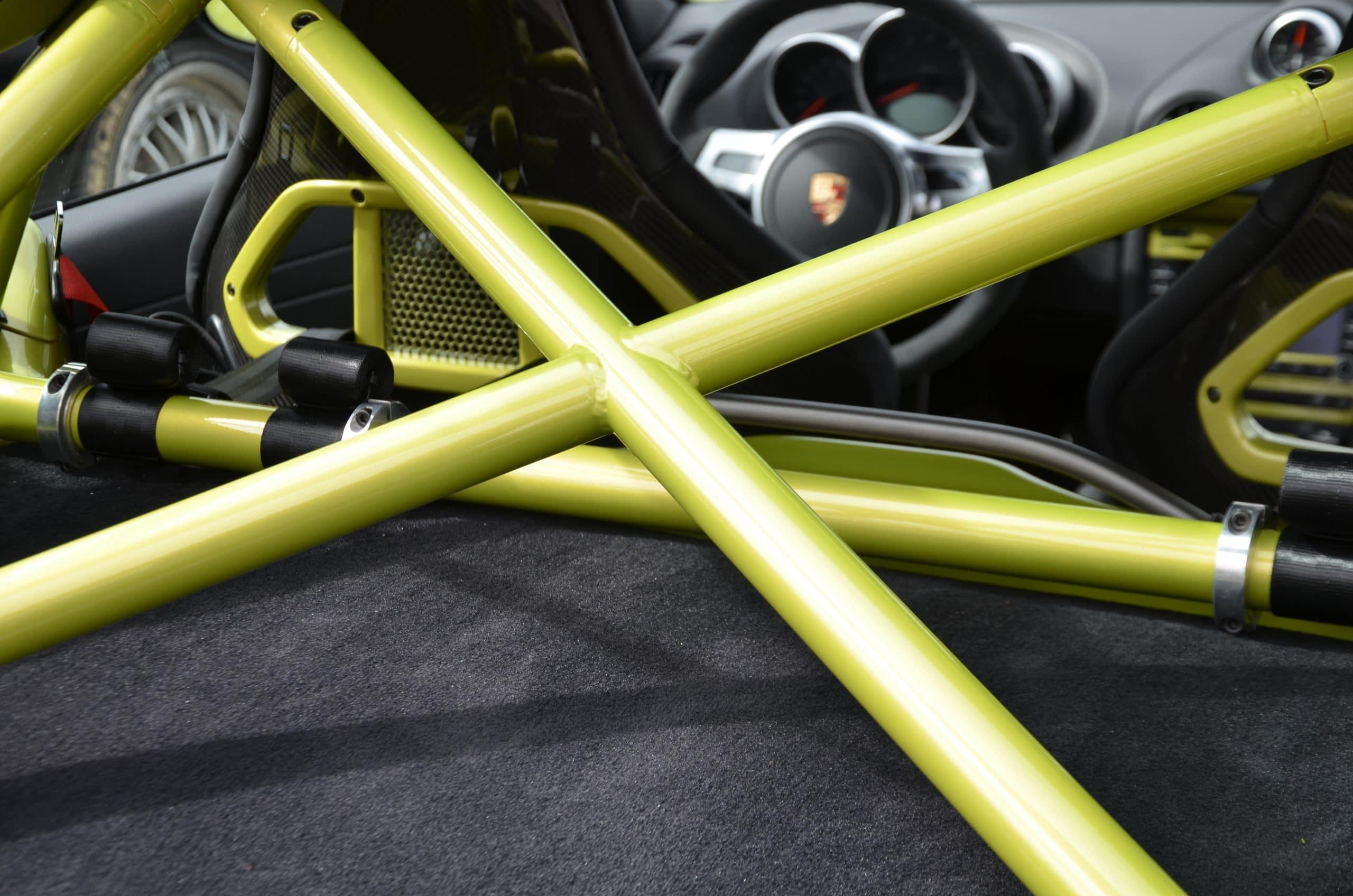Porsche Performance Upgrades - SST Auto