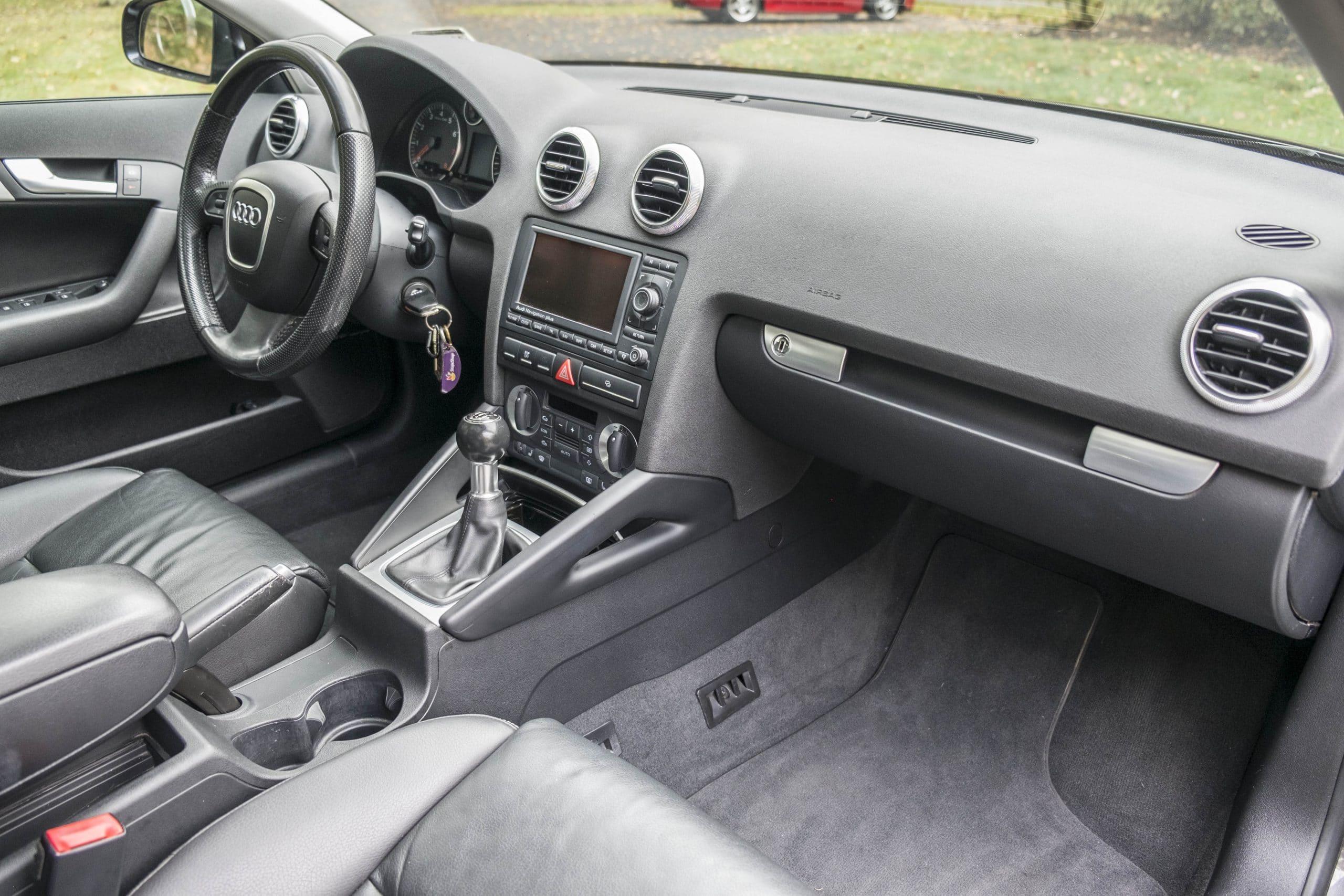 Audi A T MT SLine Owner SST Auto - 2007 audi a3